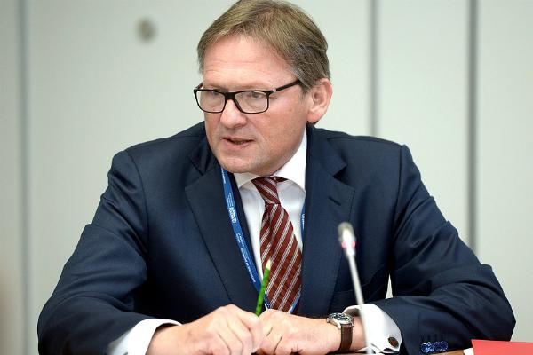 Бизнес-омбудсмен и председатель президиума Столыпинского клуба Борис Титов.