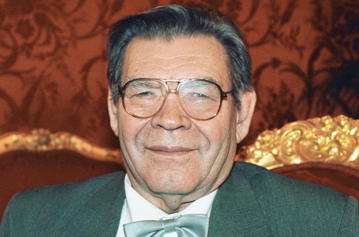 Александр Ведерников. 2002 год