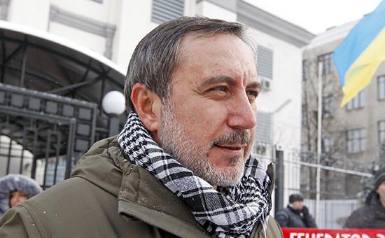 Один из организаторов энергетической и продовольственной блокады Крыма Ленур Ислямов