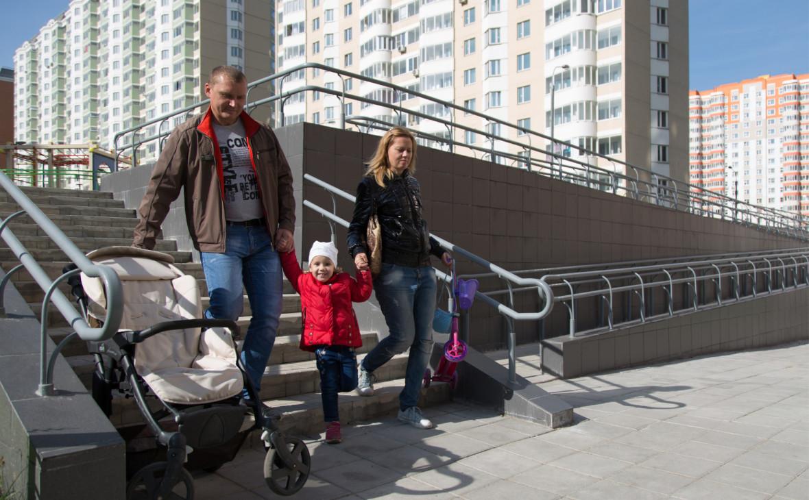 ЦБ оценил доступность ипотеки для семей в зависимости от количества детей
