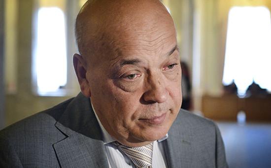Новый губернатор Закарпатской области Геннадий Москаль