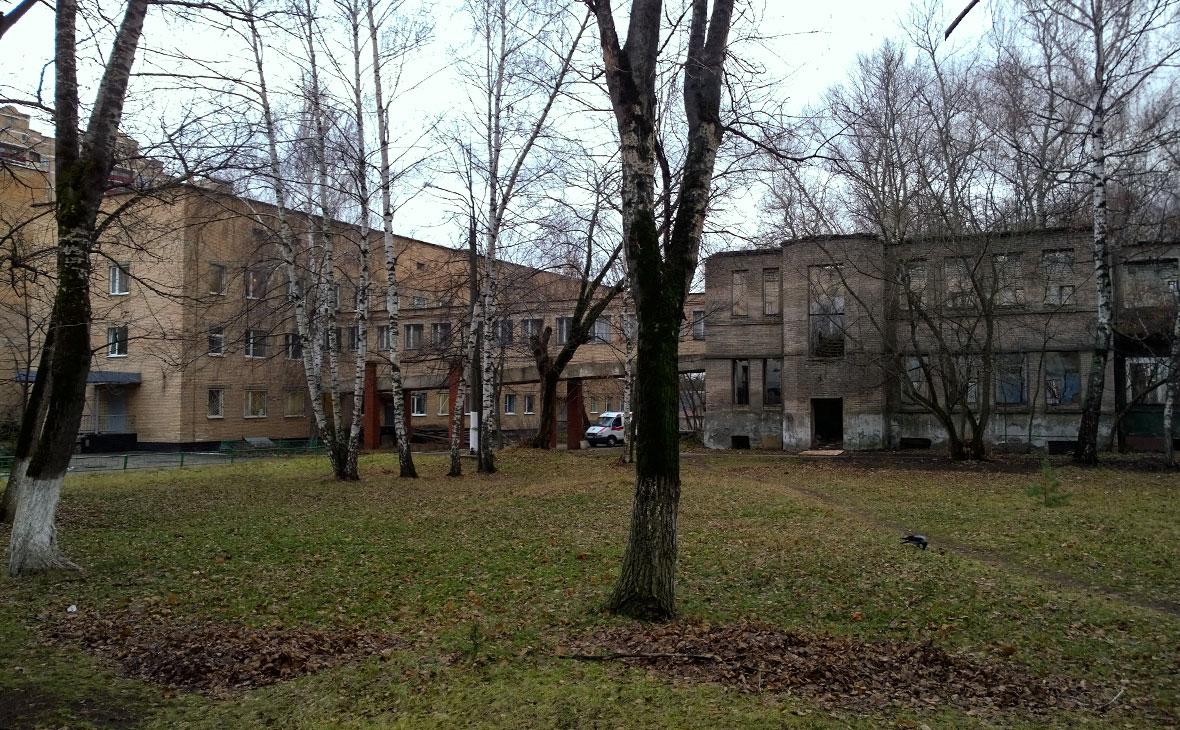 Стационар №3 Люберецкой областной больницы