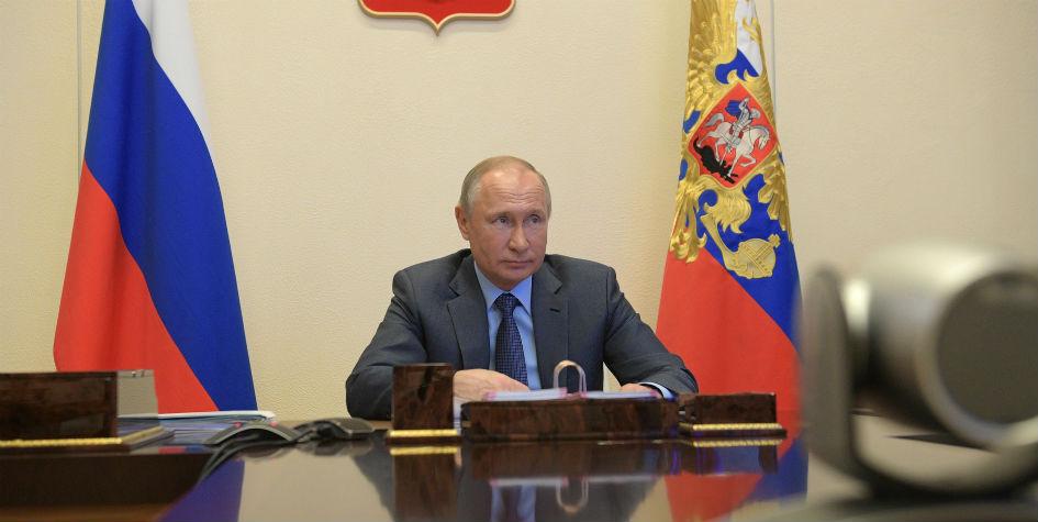 Фото:Kremlin Pool/Global Look Press