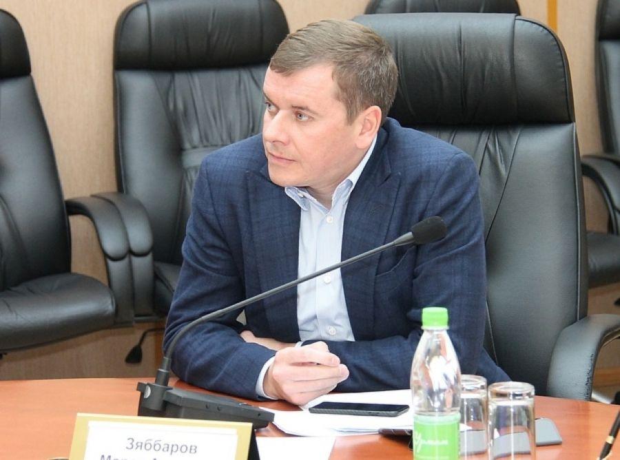 Марат Зяббаров