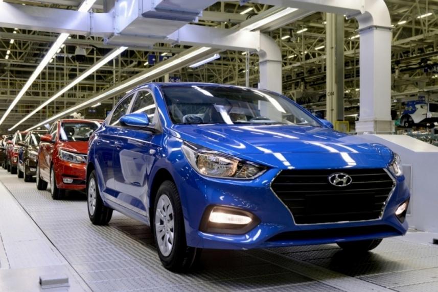 Фото:Пресс-служба Hyundai Motor