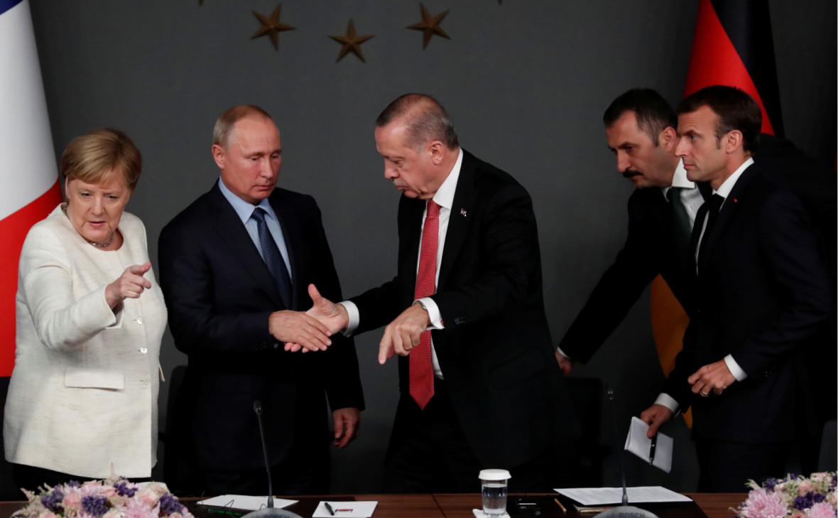 Фото:Maxim Shipenkov / Reuters