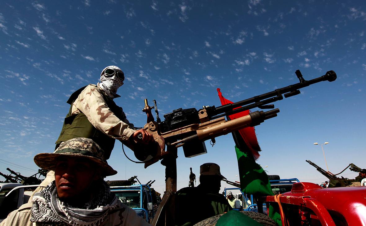 Военное наступление в Ливии. Главное :: Политика :: РБК