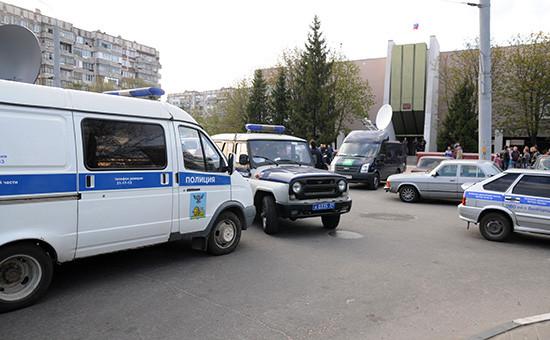 Фото:Михаил Малыхин/ТАСС