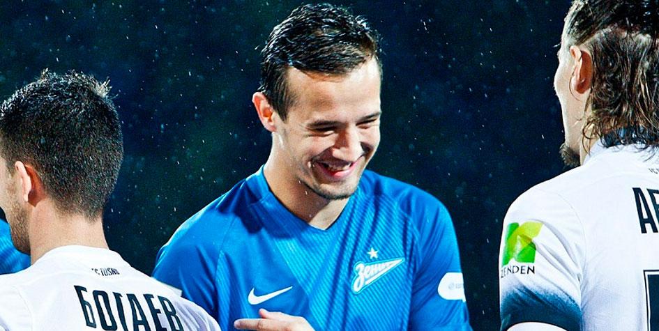 СМИ сообщили о переходе в «Бордо» футболиста «Зенита»