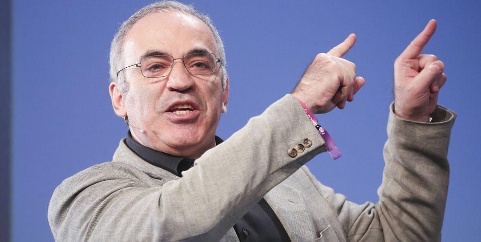 Гарри Каспаров призвал к политическому бойкоту ЧМ-2018