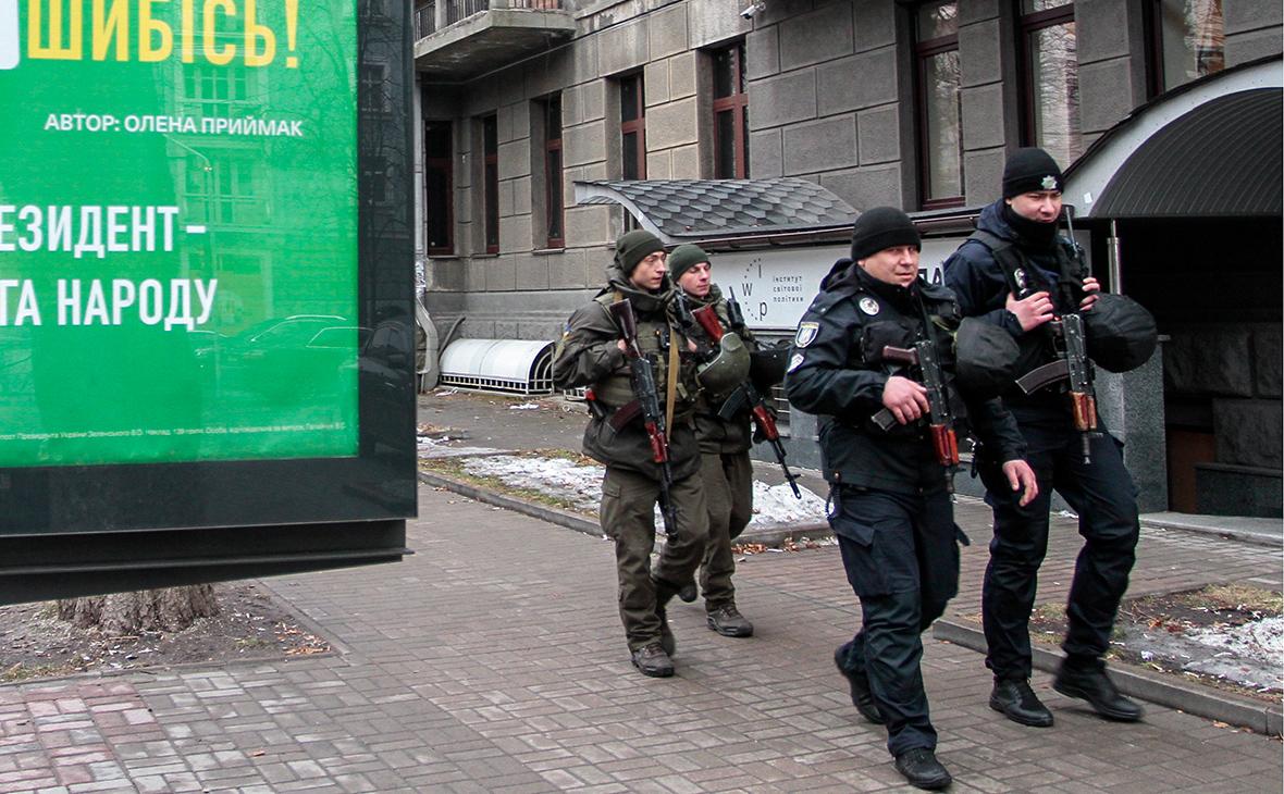 Полиция Украины возбудила дело из-за ролика со сбитым Зеленским