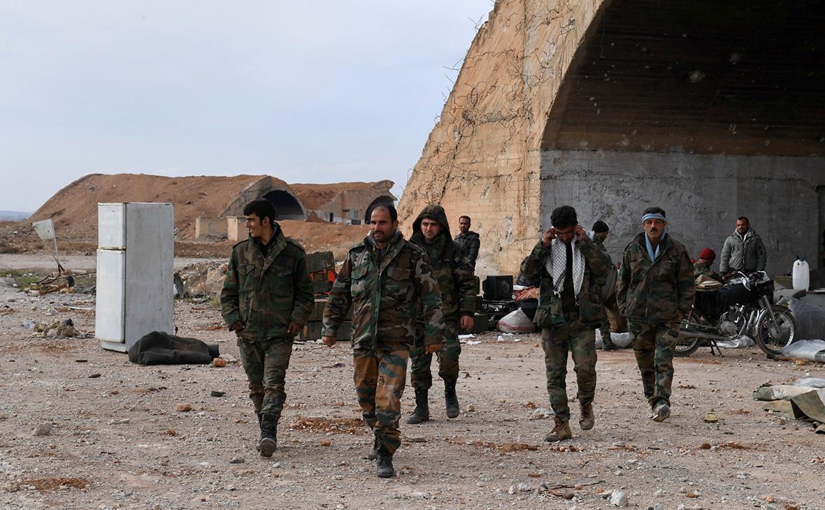 США потребовали от России прекратить крупные военные действия в Сирии