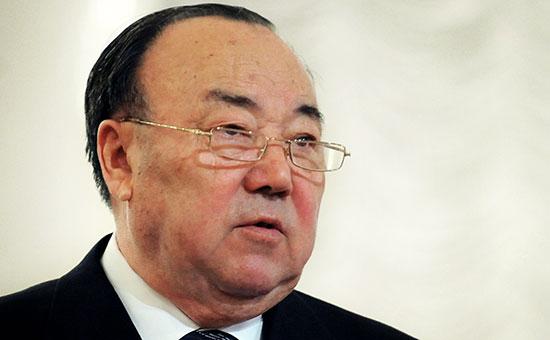 Первый президент Башкирии Муртаза Рахимов
