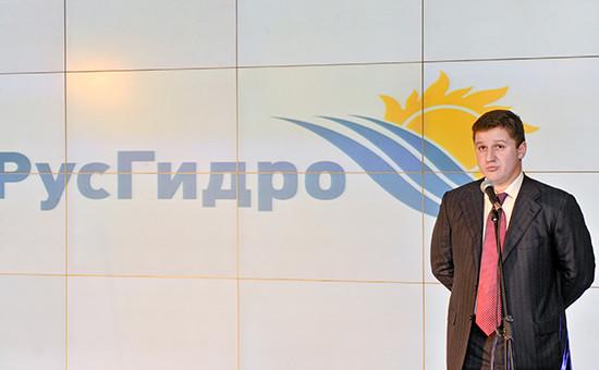 Председатель правления «РусГидро» Евгений Дод
