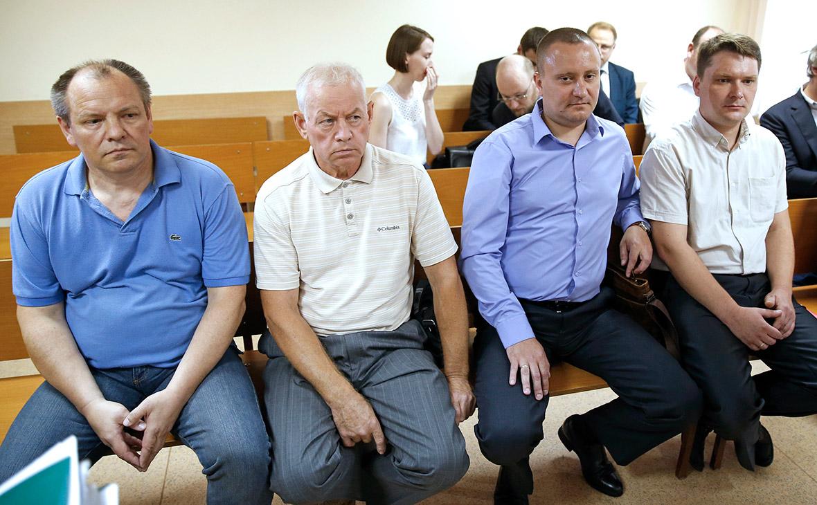 Фигуранты уголовного дела о гибели главы Total Кристофа де Маржери
