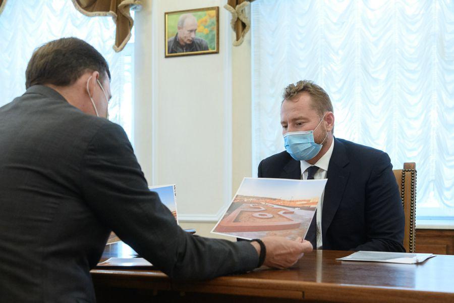 Фото:Департамент информационной политики Свердловской области