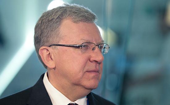 Бывший министр финансов Алексей Кудрин