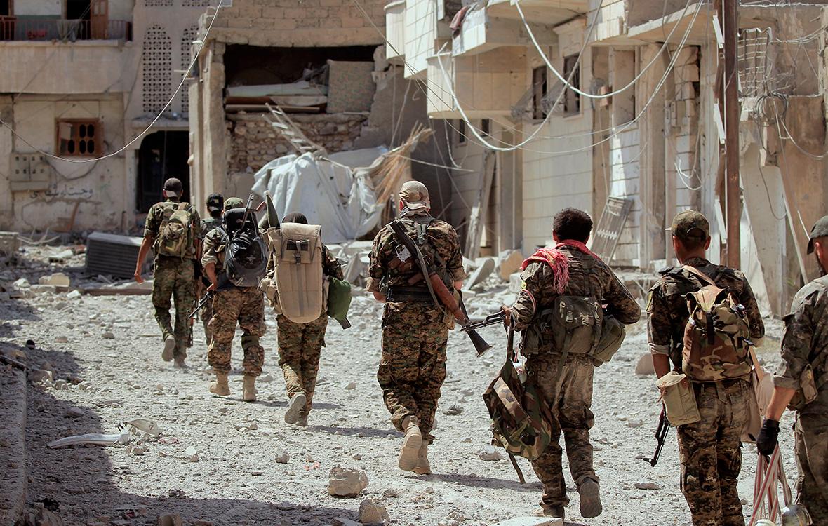 Пентагон признал проблемы с курдами в операции против ИГ