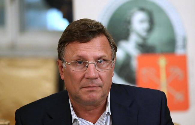 Президент группы «Эталон» Вячеслав Заренков