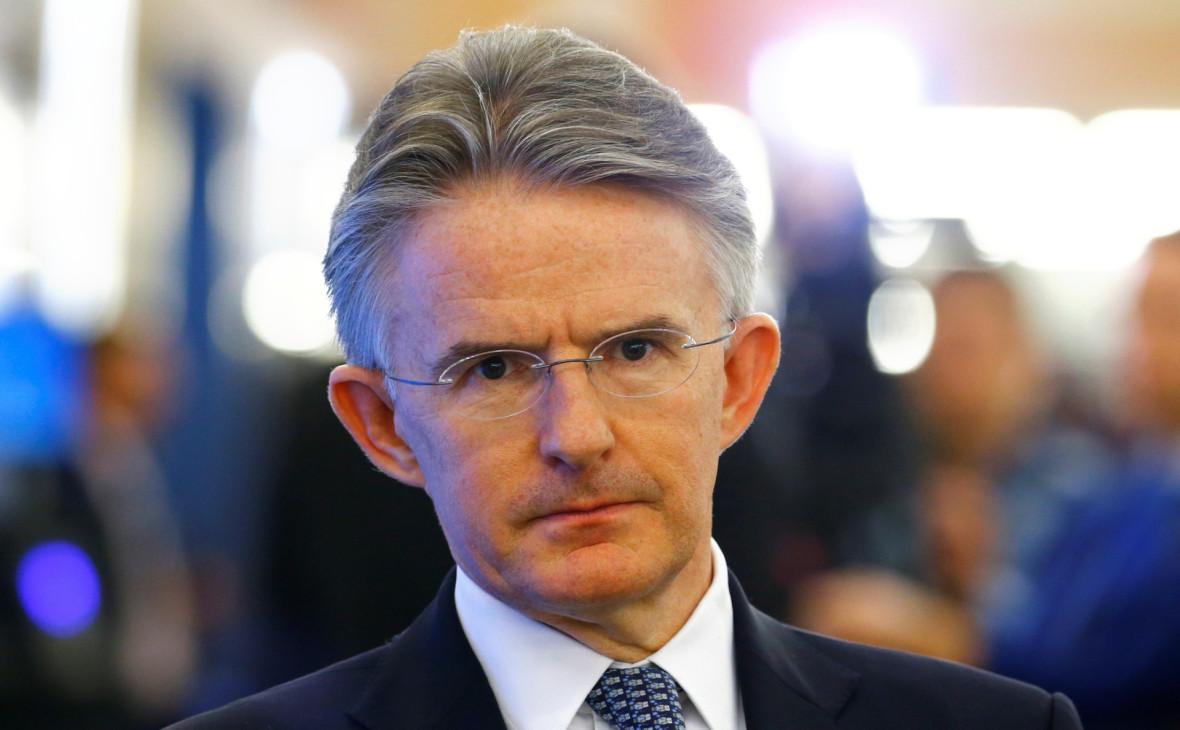 Гендиректор банка HSBC ушел в отставку