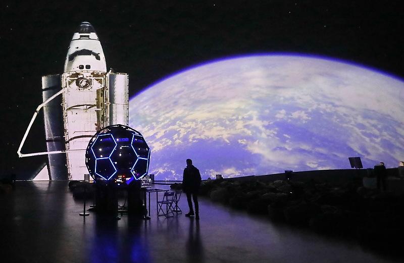 Полнокупольная образовательная программа по астрономии в «Планетарии №1»