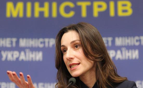 Экс-заместитель министра МВД Украины Эка Згуладзе
