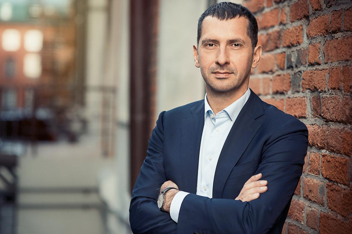 Президент «Группы ПСН» Максим Гасиев