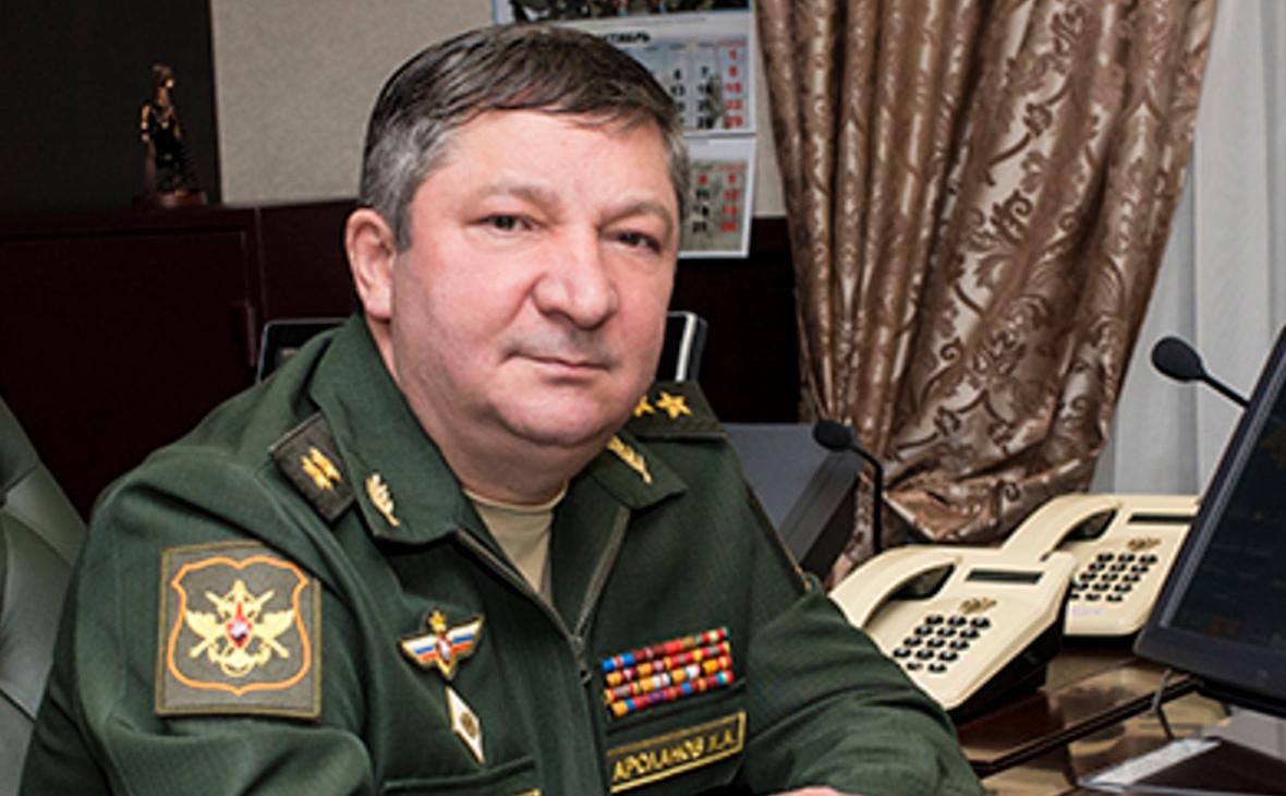Замначальника Генштаба задержали по делу о хищении 6,7 млрд руб.