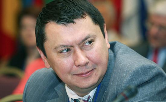 Бывший зять президента Казахстана Рахат Алиев (архивное фото)