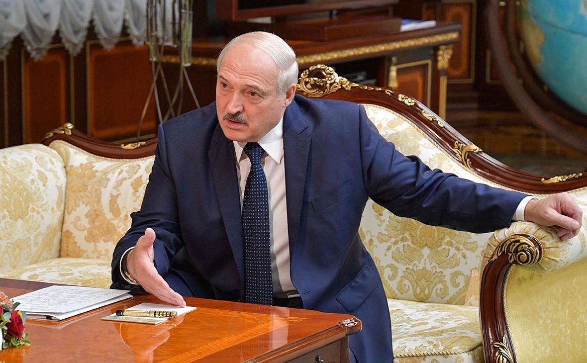 Лукашенко заявил о неизвестной части перехваченной беседы о Навальном ::  Политика :: РБК