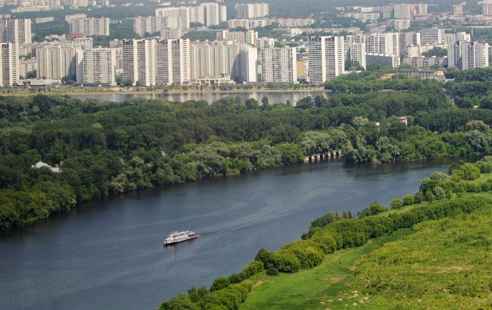 Фото района москворечье