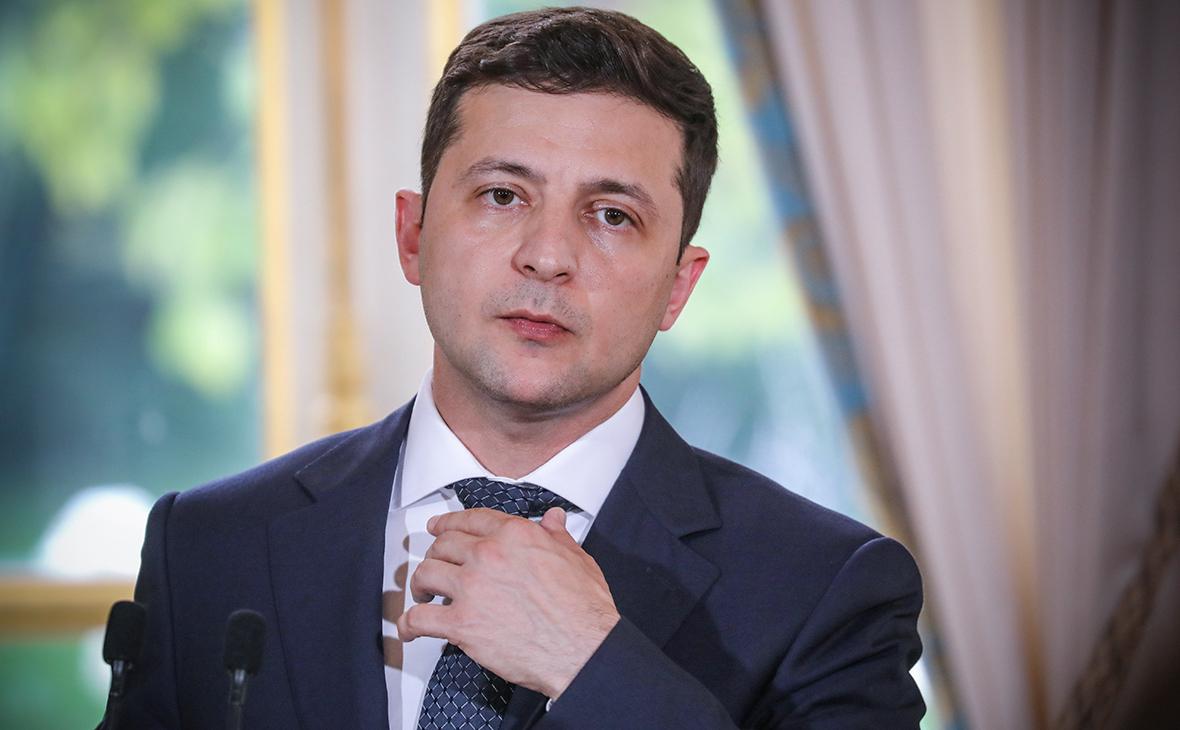Зеленский назвал условие для выборов в Донбассе