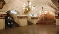 Фото:Кольцевой линии московского метро 14 марта исполнится 55 лет