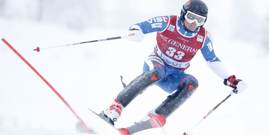 Сборная России по горным лыжам завоевала первую медаль в сезоне