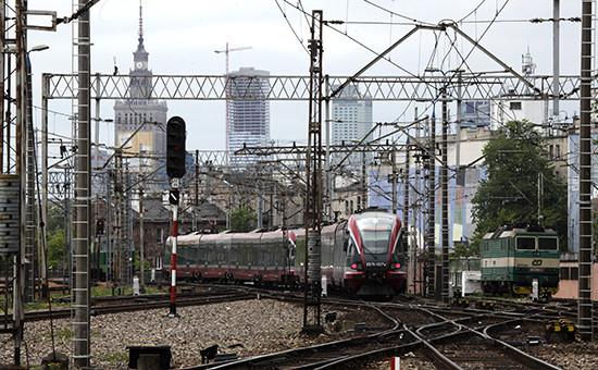 Восточный вокзал, Варшава