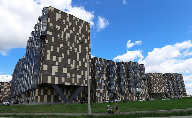 Один изпроектов ОПИН — жилой комплекс VESNA вподмосковной Апрелевке