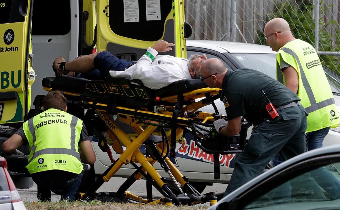 Число жертв нападения на мечети в Новой Зеландии увеличилось до 49