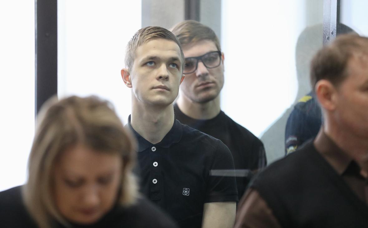 Илья Шакурский и Дмитрий Пчелинцев