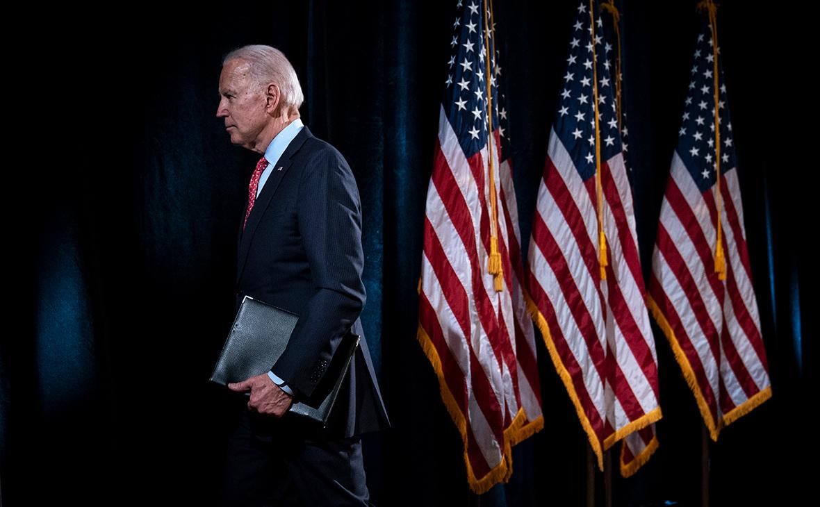 Джозеф Байден стал единственным кандидатом американских демократов