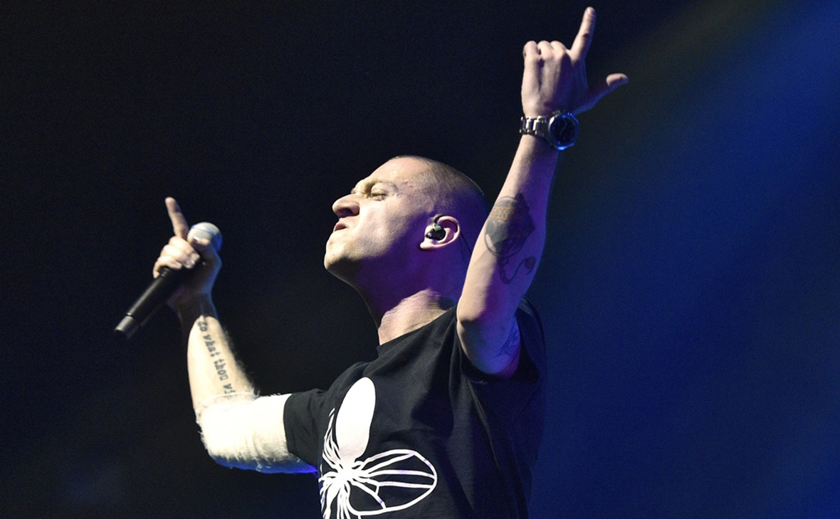 Рэп-исполнитель Oxxxymiron