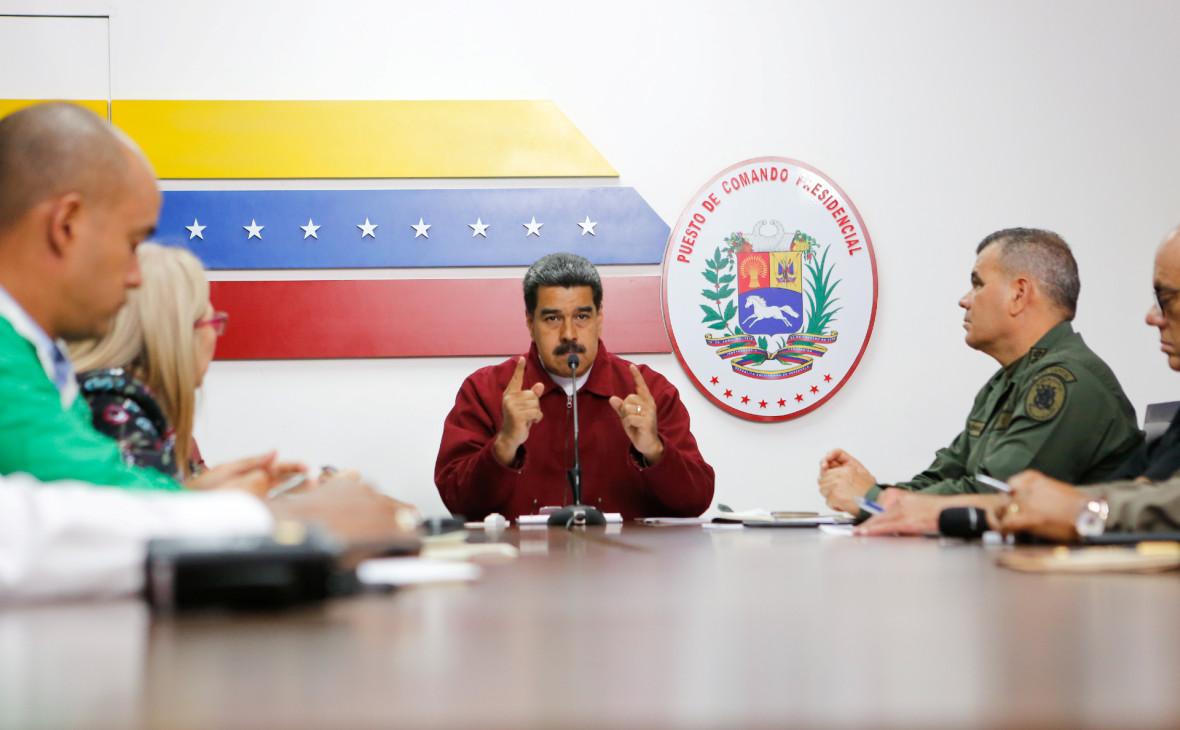 Эксперты узнали о желании 89% венесуэльцев скорого ухода Мадуро от власти