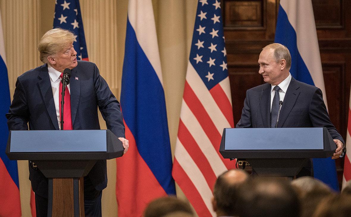 Песков заявил о невозможности Путина «играть на Трампе, как на скрипке»