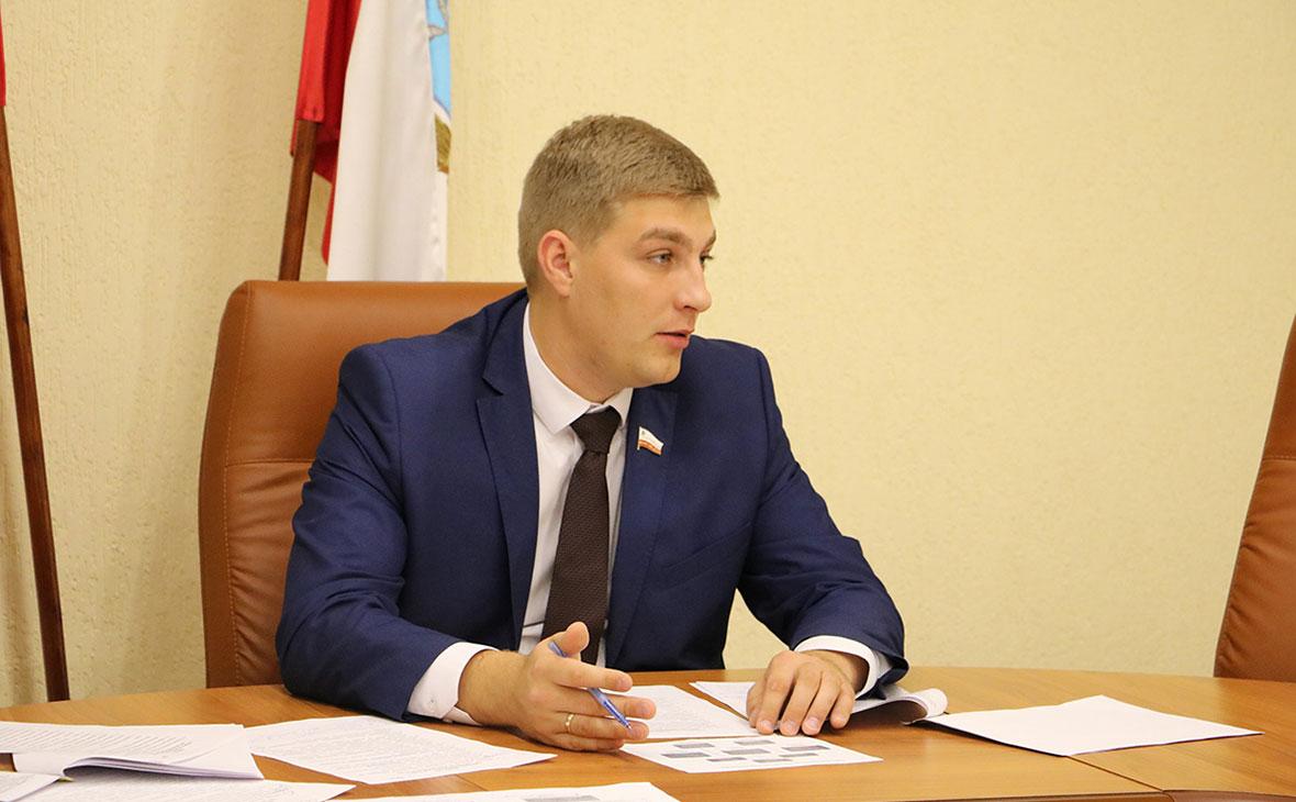 Место Дегтярева в Думе займет депутат из Саратова