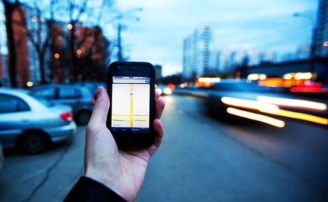 Навигационная система всмартфоне