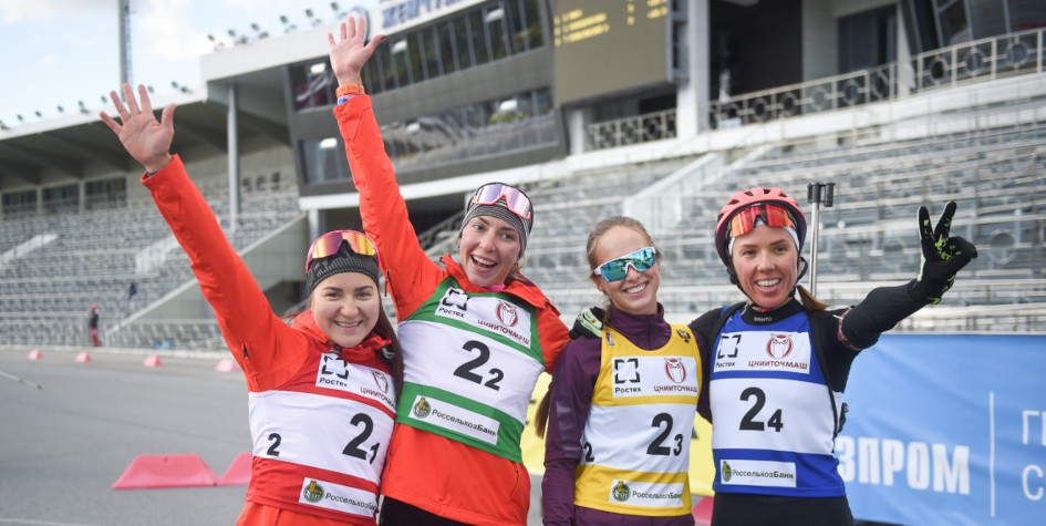 Фото: Союз биатлонистов России