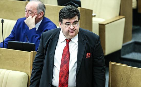 Депутат Алексей Митрофанов
