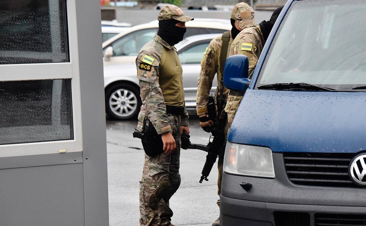ФСБ провела обыски в здании правительства Пензенской области