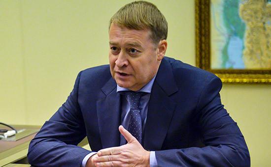 Действующий руководительрегиона Марий Эл ЛеонидМаркелов