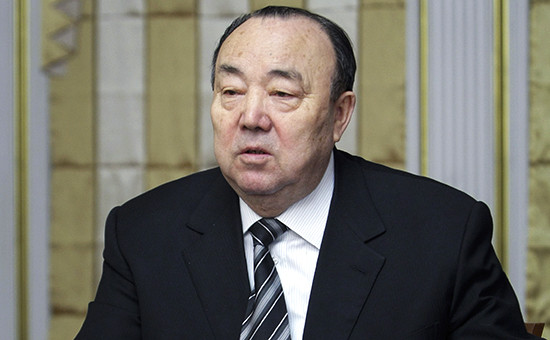 Экс-президент Башкирии Муртаза Рахимов