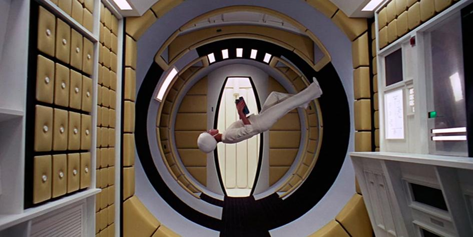 Кадр из фильма «Космическая одиссея 2001 года»